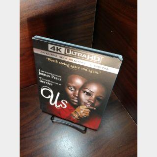 Us 4KUHD Digital Code Only – MoviesAnywhere