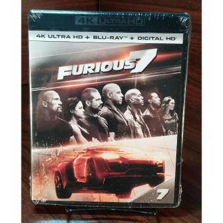 Furious 7 (Extended Edition) 4K HD Digital Code Only – MoviesAnywhere
