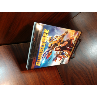Bumblebee 4KUHD – Vudu Digital Code Only (Redeems on Paramount site)