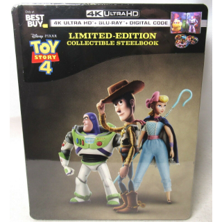 Disney's Toy Story 4 4K Digital Code Only – Movies Anywhere/Vudu Only