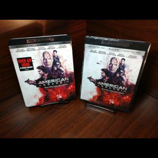 American Assassin 4K (Vudu/Fandango)