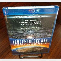 Independence Day Resurgence HD Digital Code Only – Movies Anywhere
