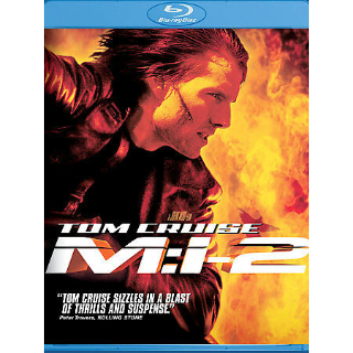 Mission Impossible 2 (2000) (HD) – iTunes Digital Code Only (Redeems on iTunes)