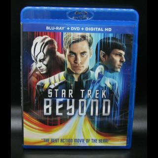 Star Trek Beyond HD Digital Code Only – iTunes Only