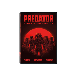 Predator 3 Movie Collection HD Digital Code Only – Movies Anywhere/Vudu