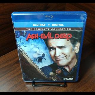 Ash vs Evil Dead The Complete Collection (HD Digital Code) Vudu/Fandango – All 3 Seasons