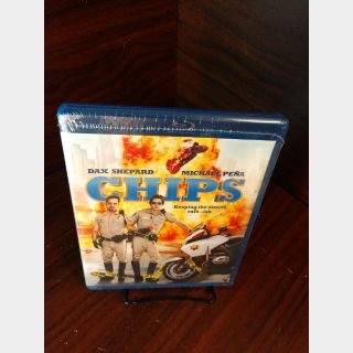 Chips HD Digital Code – Movies Anywhere
