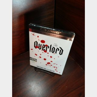 Overlord 4KUHD – Vudu Digital Code Only (Redeems on Paramount site)