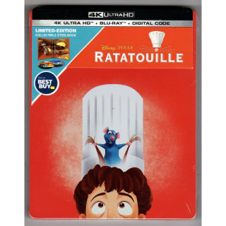 Disney's Ratatouille 4K Digital Code Only – Movies Anywhere/Vudu Only (Disney Reward Points redeemed)