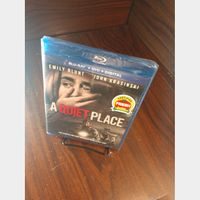 A Quiet Place HD – iTunes Digital Code Only (Redeems on iTunes)