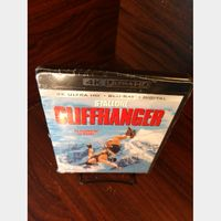 Cliffhanger (4KUHD Digital Code Only – MoviesAnywhere)