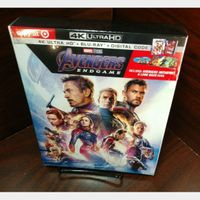 Marvel's Avengers Endgame 4K Digital Code (Full Code - Disney reward points redeemed)