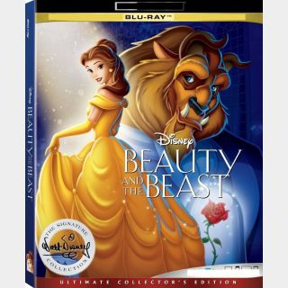 Beauty and the Beast (1991) 4KUHD (Digital Code) - MoviesAnywhere - Full Code - Disney Points Redeemed