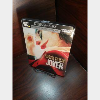 Joker 4KUHD Digital Code Only – MoviesAnywhere