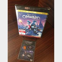 Disney's Onward 4K Digital Code Only – Movies Anywhere/Vudu (Full Code - Disney reward points redeemed)