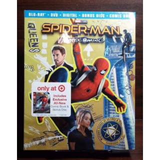 Spiderman Homecoming 2017 (HD Digital Code Only)