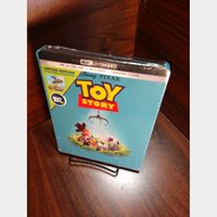 Disney's Toy Story 1 4K Digital Code Only – Movies Anywhere/Vudu (Full Code - Disney Rewards Redeemed)