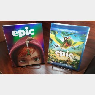 Epic HD Digital Code – Movies Anywhere (iTunes digital code only)