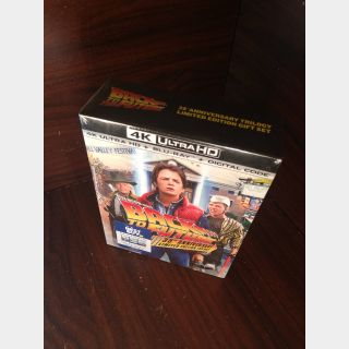 Back to the Future Trilogy 4KUHD Digital Code – Movies Anywhere