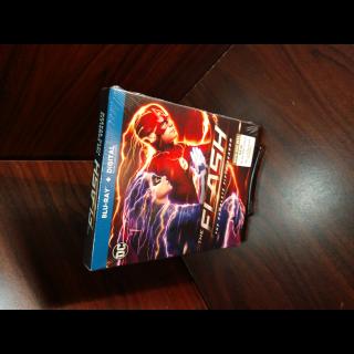 Flash Season 5 HD Digital Code Only – Vudu