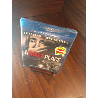 A Quiet Place HD – Vudu Digital Code Only (Redeems at Paramount site)