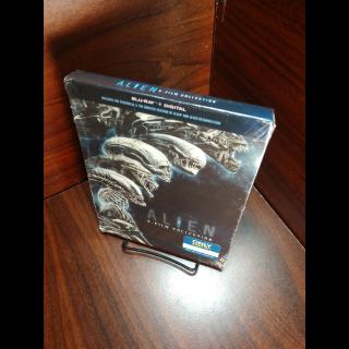 Alien 6 Film Collection HD Digital Code - MoviesAnywhere