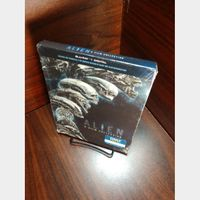 Alien 6 Film Collection HD Digital Code - MoviesAnywhere