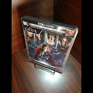 Marvel's Thor 1 4K Digital Code – Movies Anywhere/Vudu  (Full Code including Disney Rewards Points)