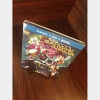 Batman Ninja HD Digital Code Only – Vudu/Movies Anywhere