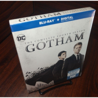 Gotham Season 4 HD Digital Code Only – Vudu
