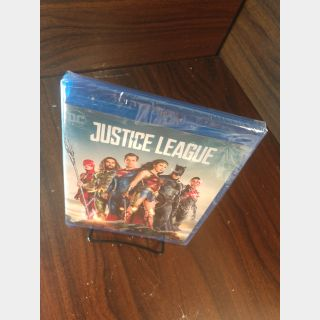Justice League HD Digital Code – Movies Anywhere
