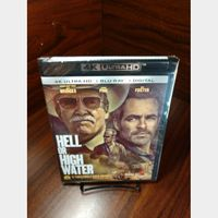 Hell Or High Water 4KUHD (Vudu/Fandango) - Redeems on redeemmovie site