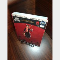 Disney's Mary Poppins 1964 HD Digital Code – Movies Anywhere/Vudu Only (Full Code - Disney Reward points redeemed)