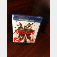 Overlord iTunes HD Digital Code (Redeems on iTunes)