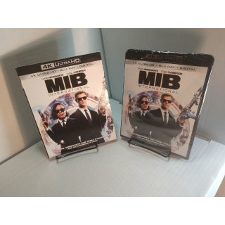 Men in Black International (4KUHD Digital Code Only) – MoviesAnywhere