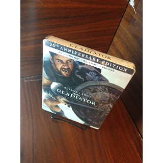 Gladiator 4KUHD – Vudu Digital Code Only (Redeems at Paramount site)