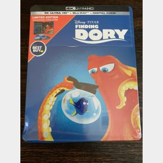 Disney's Finding Dory 4K Digital Code Only – Movies Anywhere/Vudu (Full Code including Disney reward points)