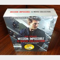 Mission Impossible - 6 Movie Collection (4KUHD) – Full Codes