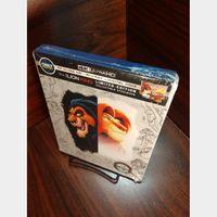 Disney's Lion King (1994) 4K Digital Code – MoviesAnywhere (Full Code - Disney Rewards points redeemed)