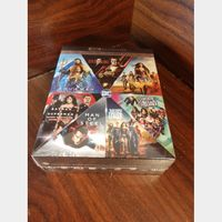 DC 7- Film Collection -  4KUHD Digital Code Only – MoviesAnywhere