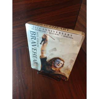 Braveheart 4KUHD – Vudu Digital Code Only