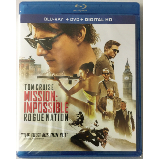 Mission Impossible Rogue Nation (HD) – iTunes Digital Code Only (Redeems on iTunes)