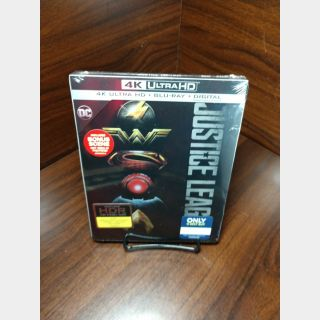 Justice League 4KUHD Digital Code Only – Movies Anywhere