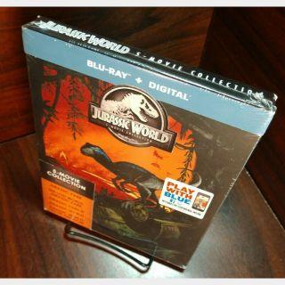 Jurassic World 5 Movie Collection HD Digital Codes – MoviesAnywhere