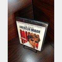 American Made 4KUHD Digital Code Only – Movies Anywhere