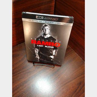 Rambo 5: The Last Blood (4K Vudu) - Redeems on Movieredeem site
