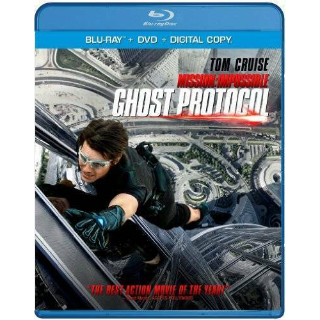 Mission Impossible Ghost Protocol (HD) – iTunes Digital Code Only (Redeems on iTunes)