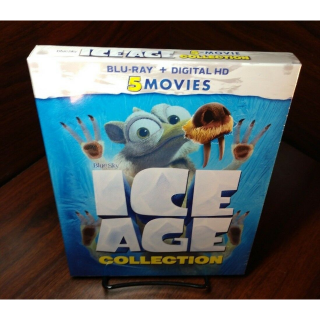 Ice Age 5 Movie Collection (HD Digital Code) All 5 Movies included (Vudu/MoviesAnywhere)