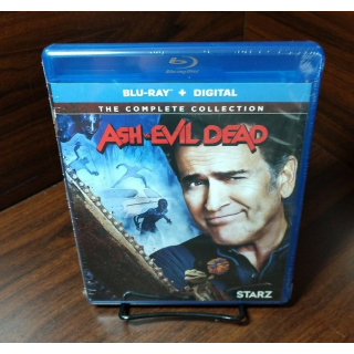 Ash vs Evil Dead The Complete Collection (HD Digital Code) Vudu/Fandango – All 3 Seasons