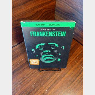 Frankenstein 1931 -  HD Digital Code - MoviesAnywhere